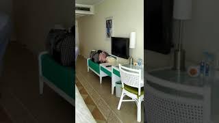 Наш номер в отеле Sunshine Resort Intime Sanya 5* о. Хайнань Китай