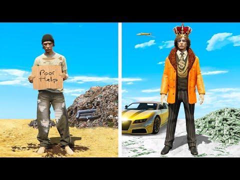 Becoming THE RICHEST PLAYER in GTA 5!