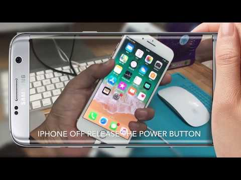 LOOK THIS !!! IPHONE 8 DFU MODE - REVIEW