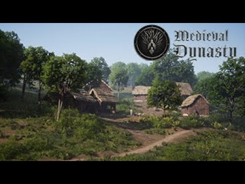 Medieval Dynasty - LAUNCH TRAILER