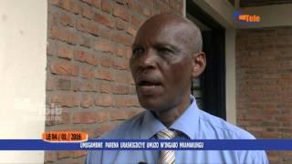 UMUGAMBWE   PARENA  URASHIGIKIYE  UMUZO  W