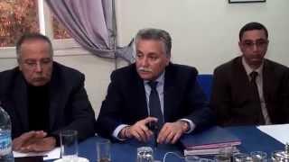 المكتب السياسي يستقبل الكاتب العام الجديد لمنظمة الشبيبة الاشتراكية