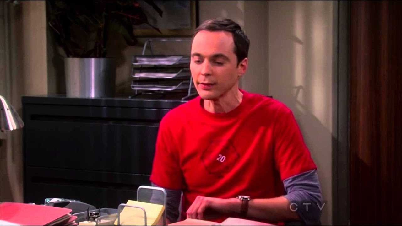 The Big Bang Theory Season 6 Ep 12 - Best Scene