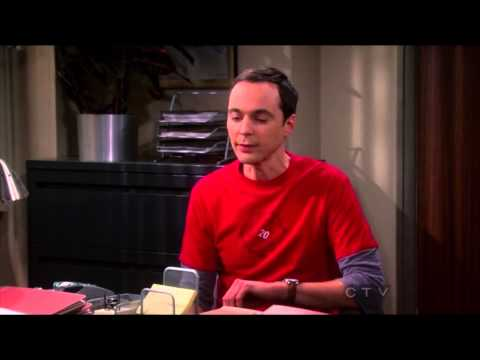 The Big Bang Theory Season 6 Ep 12 - Best Scene