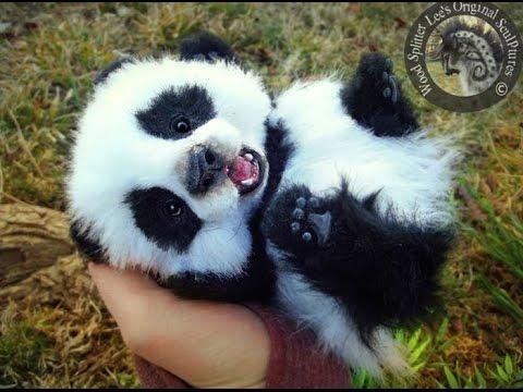 Los Animales De Peluche Más Adorables Y Realistas Que Verás Jamás