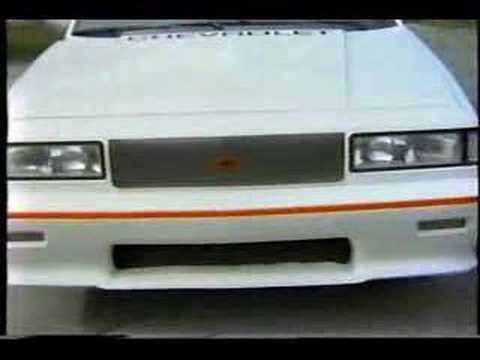 The Chevrolet Eurosport VR