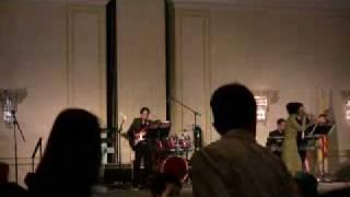 """Y Lan """"Huong Dong Gio Noi"""" & The Red Sun Band - Virginia"""