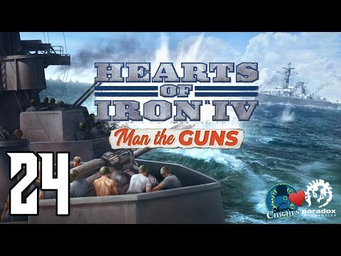 HEARTS OF IRON IV: MAN THE GUNS | Ofensiva Andina #24 Gameplay en Español