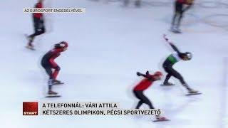 Történelmi magyar arany a téli olimpián