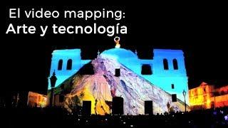 Video mapping en Nicaragua