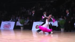 Szymon Kulis - Margarita Zvonova | R3 Tango | Amber Couple 2015
