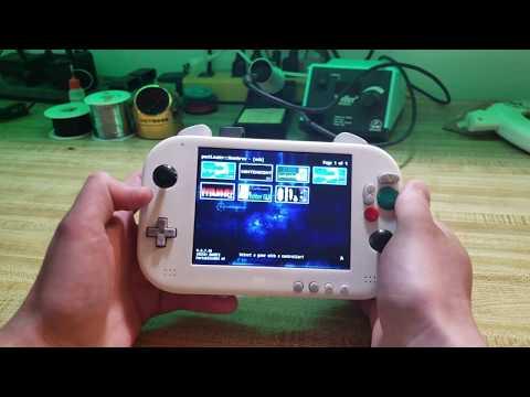 WiiVision: Recreating a 2011 GCp in 2019 as a Wii Portable
