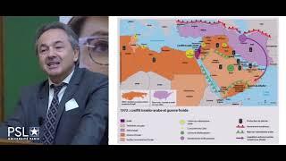 Les crises en MГ©diterranГ©e et au Moyen Orient par Gilles Kepel