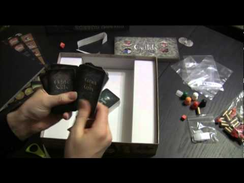 Ayaron Acquires: Unboxing Guards! Guards!