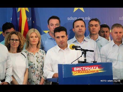 Заев: И Груевски знае, во хибриден режим нема релевантн...