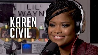Karen Civil Talks New Book + Lil Wayne & Birdman Beef