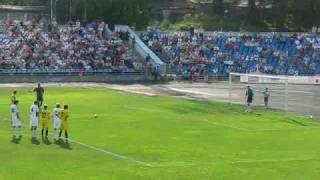 ФК Буковина - 2-й гол с пенальти в ворота Нивы(Винница)