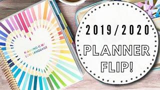 2019-2020 Life Planner Flip Through