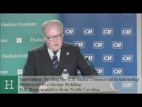 Innovation: Fueling the U.S.-India Commercial Partnership