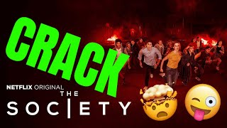 the society crack video