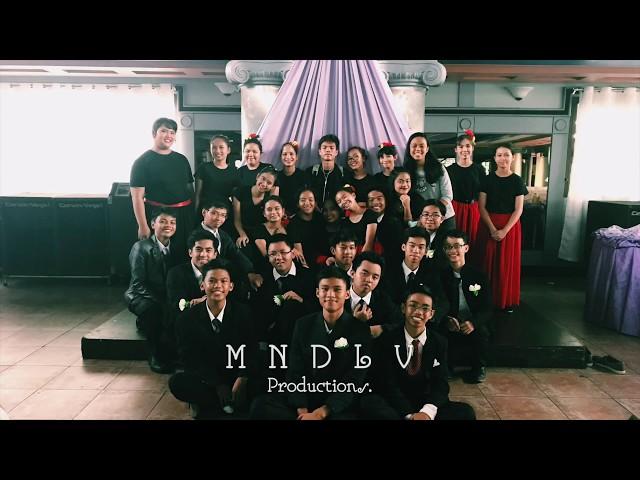Waltz Dance Production of Grade 9 - Mendeleev