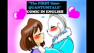 The FIRST time-QUANTUMTALE
