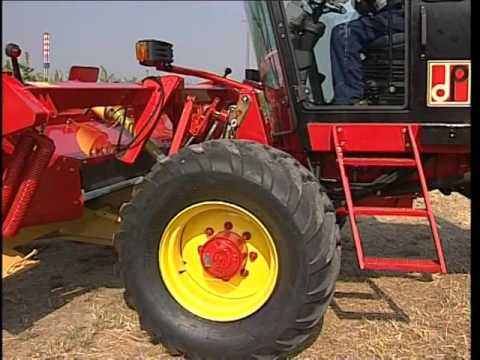 Self-Propelled Mowing-conditioning Machine FCS 320 For Fodder Cutting - DE PIETRI
