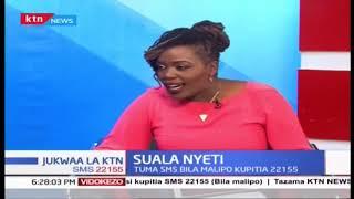 Hatari za Cyclone kwa wanaoishi kando na baari | JUKWAA LA KTN