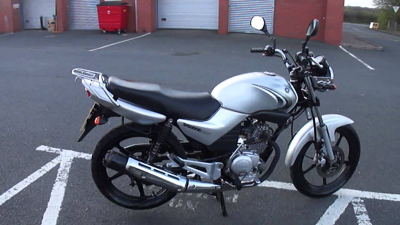 2007 yamaha ybr 125 ybr125 motorbike commuter vgc new mot. Black Bedroom Furniture Sets. Home Design Ideas