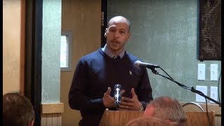 Stoughton Chamber of Commerce Annual Meeting Featuring Dana Barros (2018)