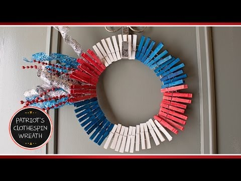 preval's-maker-minute:-fourth-of-july-clothespin-wreath