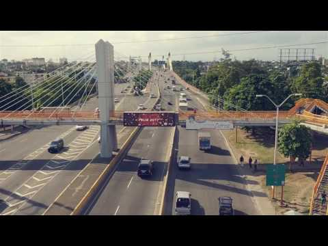 Alcance y exposición con la MaxiPantalla de RentalVision Publicidad en Santo Domingo (El Farolito)