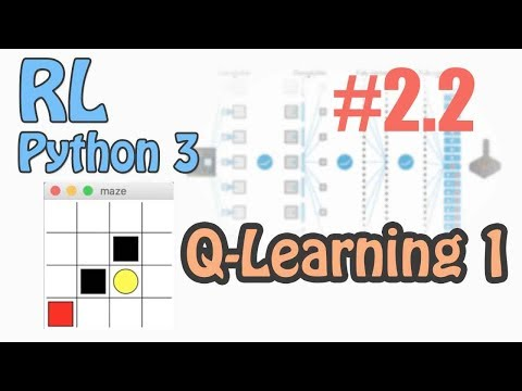 #4 Q Learning 算法更新  (强化学习 Reinforcement Learning 教学)