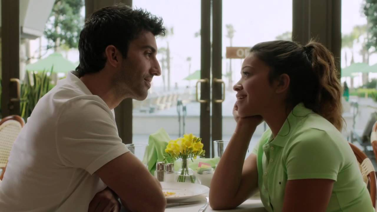 Download Jane the Virgin 1x01: Jane and Rafael remember when they first met