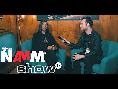 Kato Khandwala Talks Gear and Producing at NAMM 2017 - Alto Music