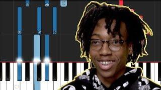 Lil Tecca - Ransom (Piano Tutorial)