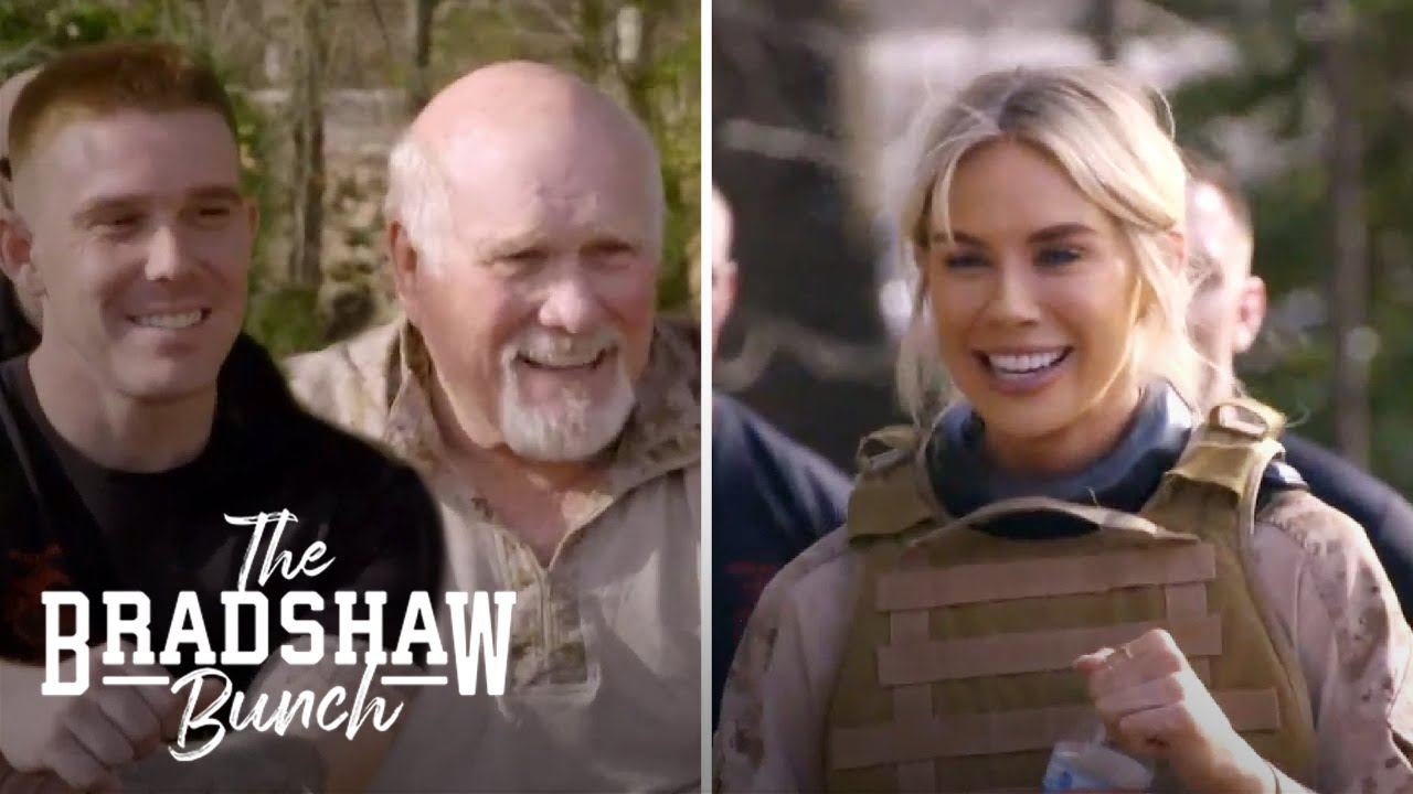 Terry Bradshaw Plays Matchmaker for Daughter at Shooting Range | The Bradshaw Bunch