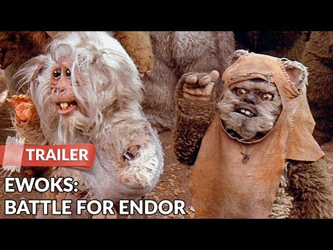 Ewoks: The Battle for Endor 1985   Wilford Brimley