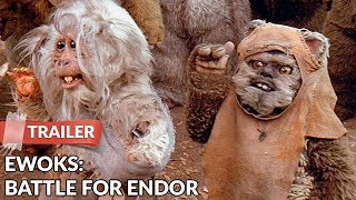 Ewoks: The Battle for Endor 1985 Trailer | Wilford Brimley | Warwick Davis
