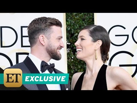 Exclusive Jessica Biel Reveals How She And Husband Justin Timberlake Inspire Each Other