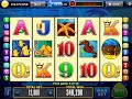 DOLPHIN TREASURE Video Slot Casino Game with a FREE SPIN BONUS