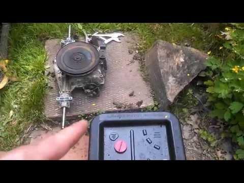 Craftsman Hydrostatic Transmission Fluid Change | FunnyDog TV