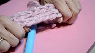 Crochet Infinity Style Neck Warmer Tutorial For Small Dogs- Quick & Easy