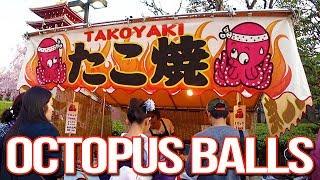 Japanese Street Food Takoyaki
