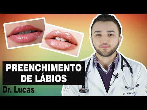 Aumento e Preenchimento de Lábios Dúvidas mais frequentes - Dr Lucas Fustinoni