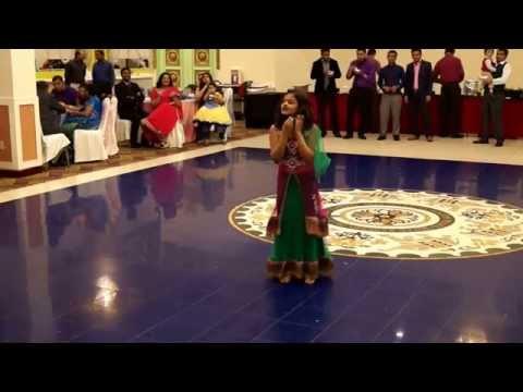 Khushi's Dance At Dipu's Baby Shower