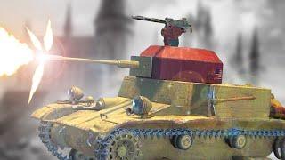 Hogwarts or Bust! (World of Tanks)