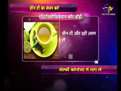 Dr Surabhi jain discussing detox diet in Sangini , ETV, best online diet plan, best weight loss diet