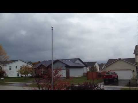 Tornado Warning, Siren Activation - Yorkville, IL