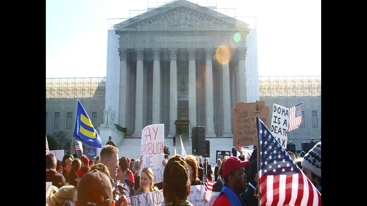 comparing the gay rights movement to Robert siegel, host: the campaign for same-sex marriage rights has often been compared to the black civil rights movement of the 1960s and that comparison has.
